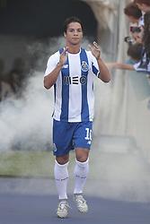 July 30, 2017 - Porto, Porto, Portugal - Porto's Spanish midfielder Oliver Torres during the pre-season friendly between FC Porto and Deportivo da Corunha, at Dragao Stadium on July 30, 2017 in Porto, Portugal. (Credit Image: © Dpi/NurPhoto via ZUMA Press)