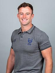Sam Dodge - Mandatory by-line: Robbie Stephenson/JMP - 01/08/2019 - RUGBY - Clifton Rugby Club - Bristol, England - Bristol Bears Headshots 2019/20