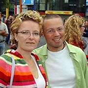 Friends Event, Joost Buitenweg en vrouw Anouk