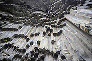 "Basalt Rock columns formations,  (""Symphony of the Stones""), Garni Gorge, Armenia"