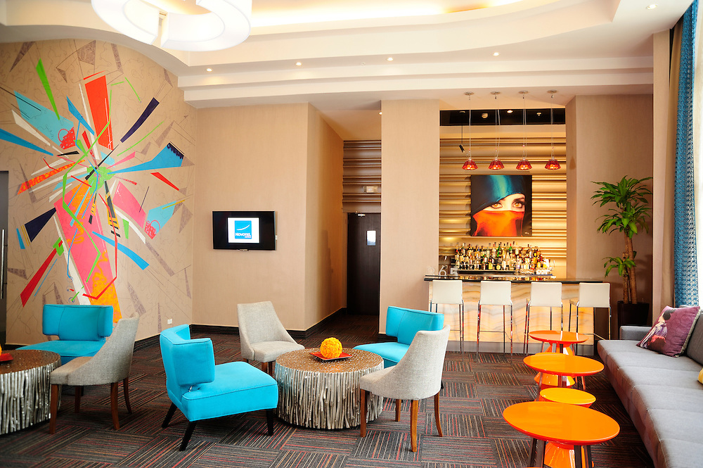 Hotel Novotel / Ciudad de Panamá.