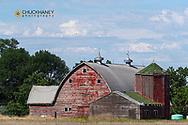 Old barn near the small town of Lindsay, Montana, USA