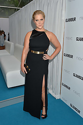 AMY SCHUMER at the Glamour Women of The Year Awards held in Berkeley Square, London on 2nd June 2015.