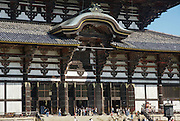 Todai-ji Buddhist Temple, Nara, Japan Great Buddha Hall