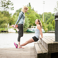 Nike Girls Love 2 Run