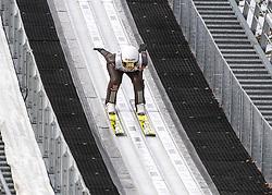 01.02.2019, Energie AG Skisprung Arena, Hinzenbach, AUT, FIS Weltcup Ski Sprung, Damen, Qualifikation, im Bild Svenja Wuerth (GER) // Svenja Wuerth (GER) during the woman's Qualification Jump of FIS Ski Jumping World Cup at the Energie AG Skisprung Arena in Hinzenbach, Austria on 2019/02/01. EXPA Pictures © 2019, PhotoCredit: EXPA/ Reinhard Eisenbauer