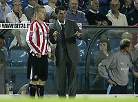Photo: Paul Thomas.<br /> Leeds United v Sunderland. Coca Cola Championship. 13/09/2006.<br /> <br /> Roy Keane, Sunderland manager.