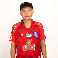 THAILAND - JUNE 03: Warut Bunsuk #15 of Chiangmai FC on June 03, 2019.<br /> .<br /> .<br /> .<br /> (Photo by: Naratip Golf Srisupab/SEALs Sports Images/MB Media Solutions)