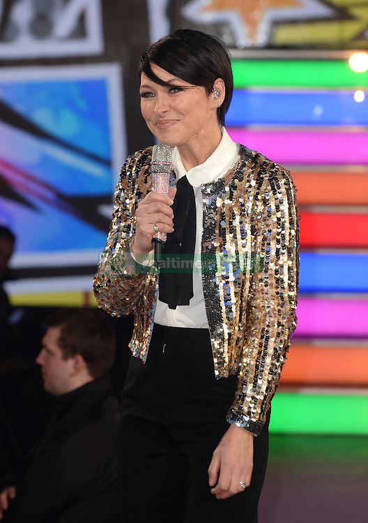 Emma Willis at the Celebrity Big Brother Launch 2017, Elstree Studios, Borehamwood, Hertfordshire