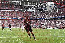 27.07.2011, Allianz Arena, Muenchen, GER, Audi Cup 2011, Spiel um Platz 3, SC Internacional vs AC Milan, im Bild Tor zum 2-1 durch Alexandre Pato (Milan #7)  // during the Audi Cup 2011,  SC Internacional vs AC Milan , on 2011/07/27, Allianz Arena, Munich, Germany, EXPA Pictures © 2011, PhotoCredit: EXPA/ nph/  Straubmeier       ****** out of GER / CRO  / BEL ******
