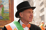 A man from the County Armagh Association of New Kork.