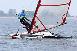 , Kiel - Kieler Woche 20. - 28.06.2015, Musto Skiff - GER 170 - Look, Hannes