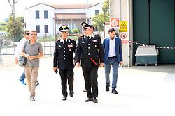 OMICIDIO COPPARO CINZIA FUSI NEGOZIO SPENDIBENE SAVERIO CERVELLATI