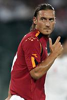Roma 29/8/2004 Amichevole di presentazione AS Roma. Friendly match Roma - Iran 5-3. Francesco Totti Roma<br /> <br /> Foto Andrea Staccioli Graffiti