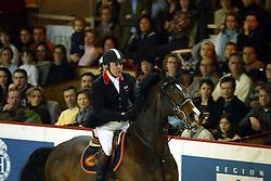 Whitaker Michael, (GBR), Handel II<br /> CSI-W Bordeaux 2002<br /> Photo © Dirk Caremans