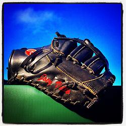 Joey Votto's glove, 2014