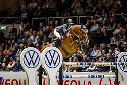 VORSSELMANS Annelies (BEL), Wilandro 3<br /> - Stechen-<br /> Grand Prix von Volkswagen<br /> Int. jumping competition over two rounds (1.55 m) - CSI3*<br /> Comp. counts for the LONGINES Rankings<br /> Braunschweig - Classico 2020<br /> 08. März 2020<br /> © www.sportfotos-lafrentz.de/Stefan Lafrentz