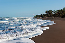 Scenics view of beach, Samara, Costa Rica
