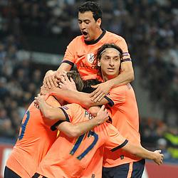 20100420: ITA, UEFA CL, Inter Mailand vs FC Barcelona