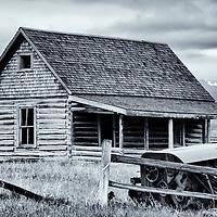 Teton/Yellowstone '13<br /> Morman Row Barn<br /> Converted to B&W 8/24/13
