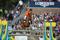 Smolders Harrie, (NED), Emerald<br /> Furusiyya FEI Nations Cup presented by Longines<br /> Longines Jumping International de La Baule 2015<br /> © Hippo Foto - Dirk Caremans<br /> 15/05/15