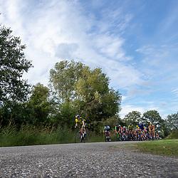 05-09-2020: Wielrennen: Guus Caarels Memorial: Goor<br />De eerste Coronakoers in Oost Nederland