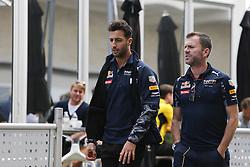 GP von den USA 2016 in Austin / 211016: <br /> Daniel Ricciardo (AUS#3), Infiniti Red Bull Racing *** United States Formula One Grand Prix at Circuit of The Americas on October 21, 2016 in Austin, United States - Training Day ***
