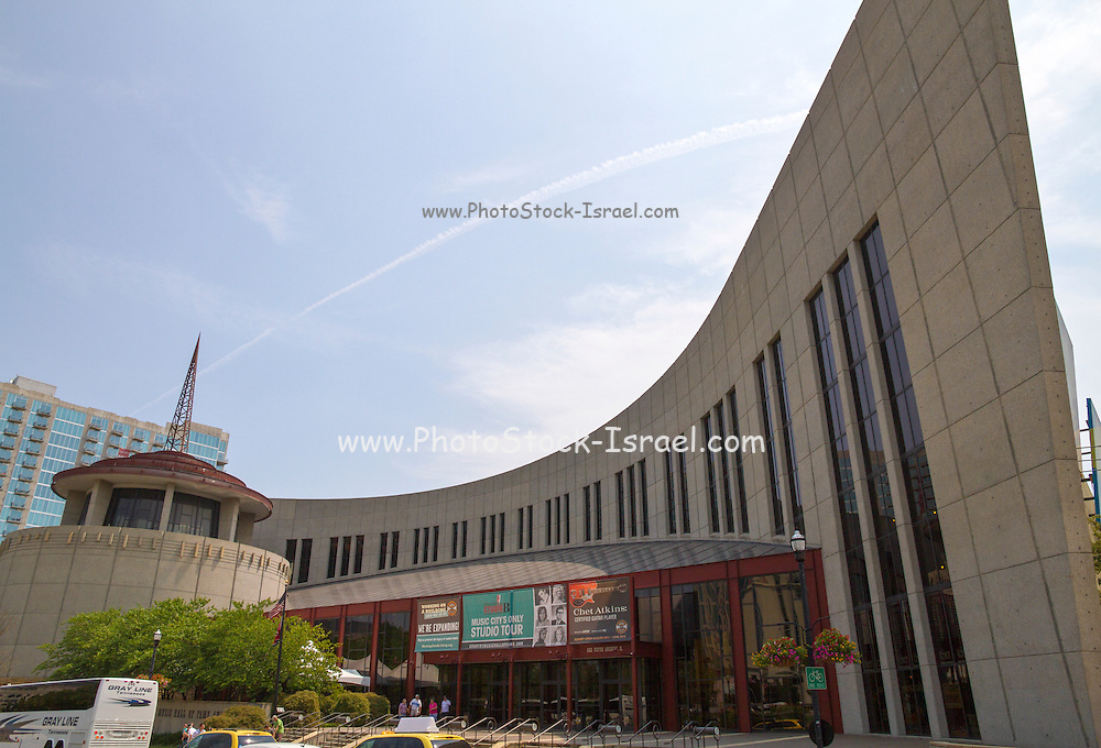 Country Music Hall of Fame and Museum, Nashville, TN, USA