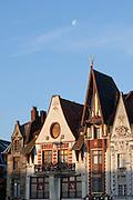 Grand'Place at Béthune, Nord-Pas-de-Calais, France