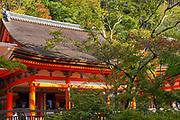 Kiyomizu-dera, officially Otowa-san Kiyomizu-dera, is an independent Buddhist temple in eastern Kyoto, Japan