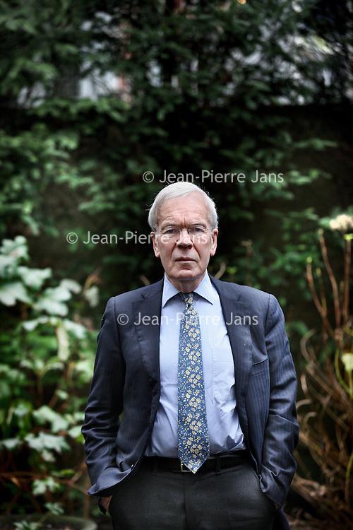 Nederland, Amsterdam , 12 februari 2014.<br />  Herman Tjeenk Willink is een Nederlands PvdA-politicus. Van 1997 tot 2012 was hij vicepresident van de Raad van State. Per 1 februari 2012 is hij opgevolgd door CDA'er Piet Hein Donner. Sinds december 2012 is Tjeenk Willink minister van Staat.<br /> Foto:Jean-Pierre Jans