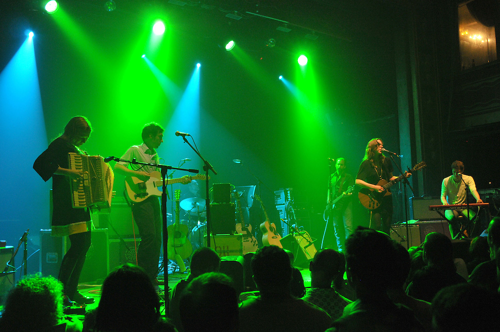 Roky Erickson in Concert with Okkervil River Band at Webster Hall New York City 25 May 2010