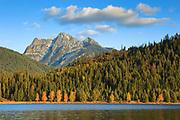 Bull Lake, Montana.