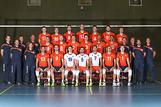 20160516 NED: Nederlands volleybal team mannen, Arnhem