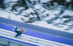 16.02.2020, Kulm, Bad Mitterndorf, AUT, FIS Ski Flug Weltcup, Kulm, Herren, im Bild Jurij Tepes (SLO) // Jurij Tepes of Slovenia during the men's FIS Ski Flying World Cup at the Kulm in Bad Mitterndorf, Austria on 2020/02/16. EXPA Pictures © 2020, PhotoCredit: EXPA/ Dominik Angerer