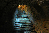 Italy-Turin, discovering a underground city