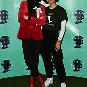 Carrie Grant and Talia Grant attend The Diana Award anti-bullying week at Alexandra Palace on 12 November 2018, London, UK.