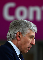© Licensed to London News Pictures. 02/10/2012. Manchester, UK. Jack Straw MP. The Labour Party Conference Day 3 at Manchester Central. Photo credit : Stephen Simpson/LNP
