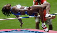 Friidrett, 23. august 2003, VM Paris,( World Championschip in Athletics), Eunice Barber, Frankrike