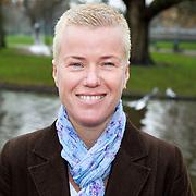 "NLD/Amsterdam/20151207 - Perspresentatie ""Wie is de Mol 2016"", Ellie Lust"
