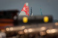 The Artemis Challenge at Aberdeen Asset Management Cowes Week 2014. <br /> <br /> FREE for editorial use. Credit: Lloyd Images