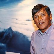 NLD/Amsterdam/20150914 - Premiere 3D Imax film Everest, Ang Dorjee, een Sherpa uit Nepal