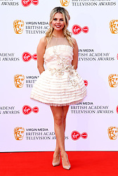 Saoirse-Monica Jackson attending the Virgin Media BAFTA TV awards, held at the Royal Festival Hall in London. Photo credit should read: Doug Peters/EMPICS