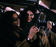 1986 Big Audio Dynamite Medicine Show Video Shoot.