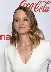 LAS VEGAS, NV - APRIL 26: Male Star of Yearr Award Winner Benicio Del Toro at the CinemaCon 2018 Big Screen Achievement Awards at The Colosseum at Caesars Palace in Las Vegas, Nevada on April 26, 2018. 26 Apr 2018 Pictured: Jodie Foster. Photo credit: DAM/MPI/Capital Pictures / MEGA TheMegaAgency.com +1 888 505 6342