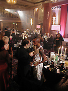 Tricky,  Q Awards, Park Lane Hotel, 2 October 2003. © Copyright Photograph by Dafydd Jones 66 Stockwell Park Rd. London SW9 0DA Tel 020 7733 0108 www.dafjones.com