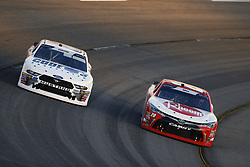 April 20, 2018 - Richmond, Virginia, United States of America - April 20, 2018 - Richmond, Virginia, USA: Christopher Bell (20) brings his car through the turns during the ToyotaCare 250 at Richmond Raceway in Richmond, Virginia. (Credit Image: © Chris Owens Asp Inc/ASP via ZUMA Wire)