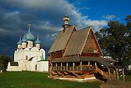 Volga, Golden Ring