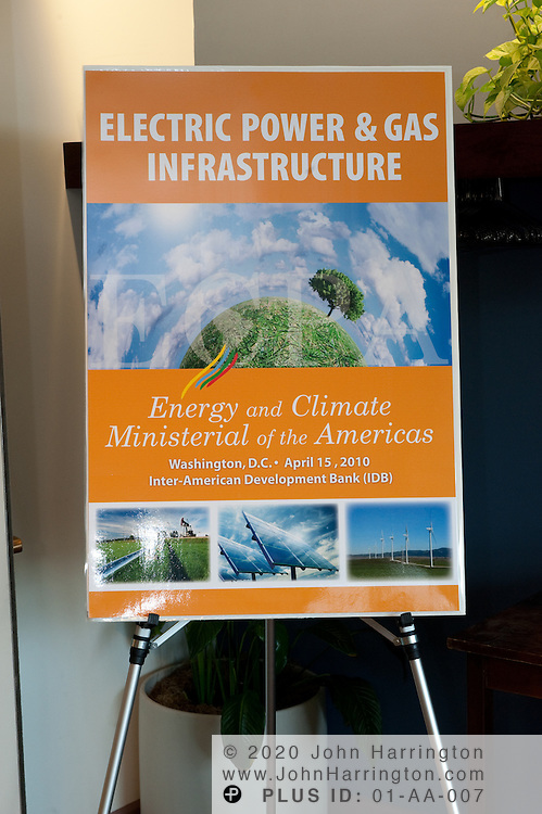 Citgo at the Energy and Ministerial of the Americas event at the Inter-American Development Bank