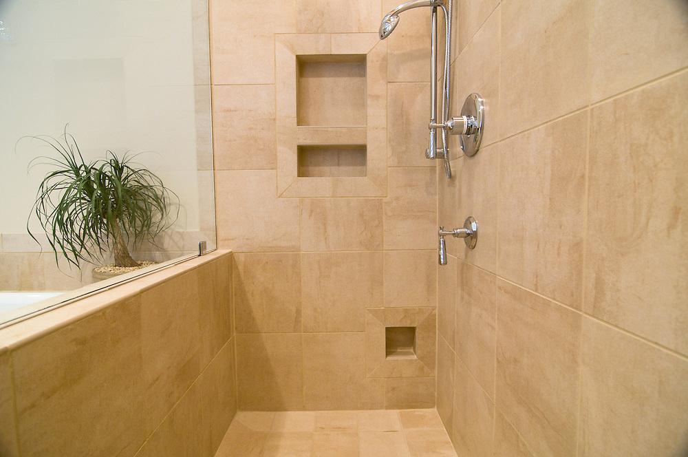 Custom Bath Shower<br /> CKS Design Studio